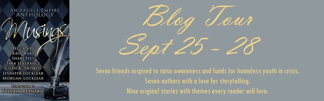 Abibliophobia Anonymous                 Book Reviews: **BLOG TOUR**  Musings - An Argyle Empire Antholog...