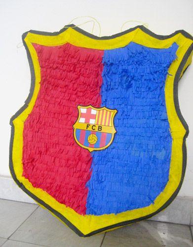 Пињата ФК Барселона - FC Barcelona pinata