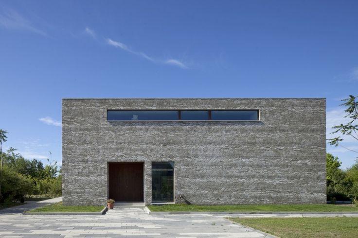 Villa Hendrikx / 70 F Architecture