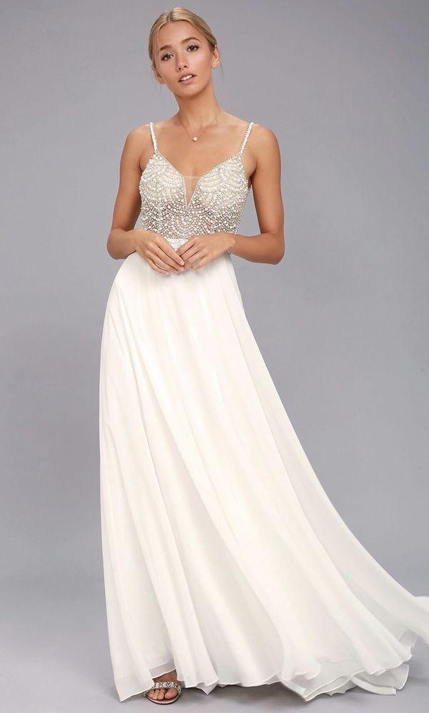 Wedding Dress Fashion Clothing Shoes Accessories Weddingformaloccasion Weddingdresses Ebay Link Dresses 2014 Dresses Weeding Dress