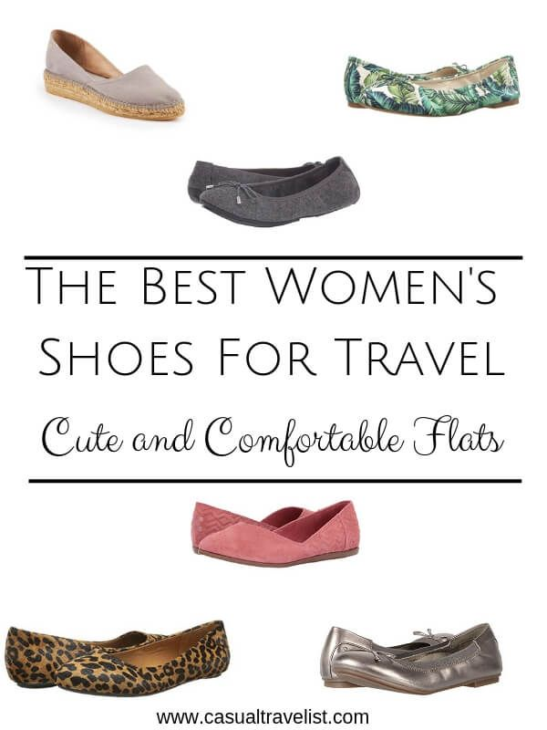 The Best Shoes for Travel-Flats to Keep