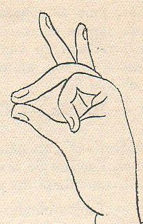 Todo sobre los Mudras: Padre, Médium, le enseña el yoga de los dedos. En este artículo, ¡descubra Bhramara, un mudra de protección para desarrollar su clarividencia!
