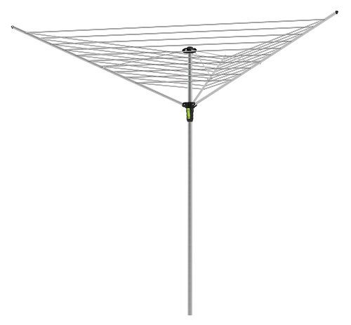 Minky Three-Arm Easy Breeze Rotary Airer – 45 m by Minky