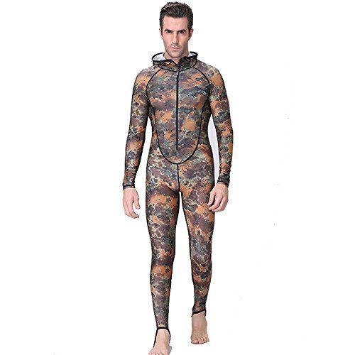Un punto Submarinismo y esnórquel Full Body sudadera con capucha traje de buceo traje de neopreno para hombres/mujeres, color  - men's, tamaño M(163-169cm) Para ver mas visita este enlace https://cadaviernes.com/ofertas-de-trajes-de-neopreno/