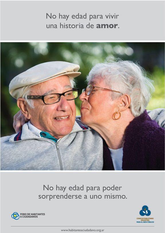 """El Consejo Publicitario Argentino y el Foro de Habitantes a Ciudadanos lanzaron la campaña """"No Hay Edad"""", con el objetivo de resignificar el lugar que los Adultos Mayores ocupan dentro de la sociedad, promoviendo una visión positiva de la vejez."""
