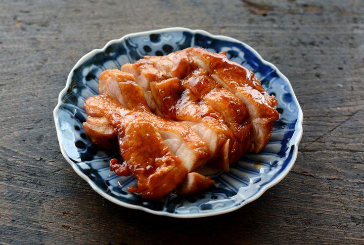 鶏の照り焼き(照り焼きチキン)のレシピ/作り方:白ごはん.com