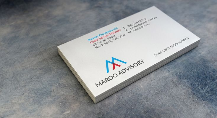 Think Studios re-developed Maroo Advisory's brand and identity. Think Studios offers a range of brand management services. Let us shape your brand!