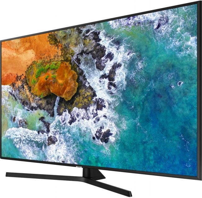 Telewizor 50 Samsung Ue50nu7402 4k Uhd Smarttv Hdr 7440355444 Oficjalne Archiwum Allegro Smart Tv Led Tv Samsung Smart Fridge