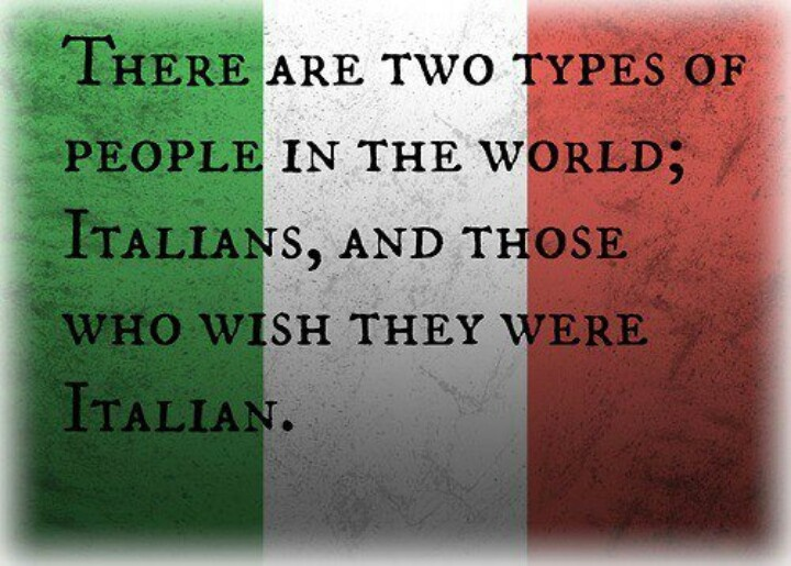 Quotes About Being Italian. QuotesGram