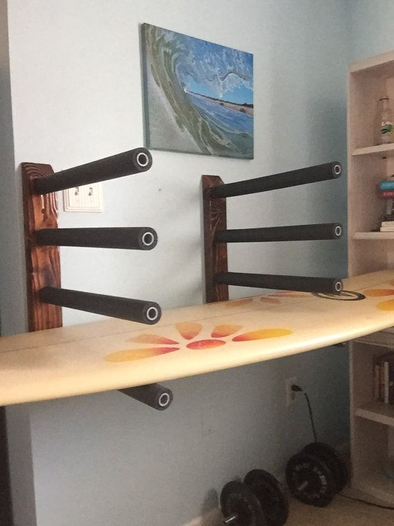 9 Wall Storage Ideas That You Need To Try: 1000+ Ideas About Surfboard Rack On Pinterest