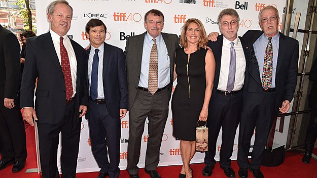 Reporters Ben Bradlee Jr., Michael Rezendes, Matt Carroll, Sacha Pfeiffer, Marty Baron and Editor Walter V. Robinson. In 2002, the Boston Globe's Spotlight team, a group of five investigative journalists, uncovered the widespread sexual abuse of children by scores of the district's clergy. They also revealed a cover-up: that priests accused of misconduct were being systematically removed and allowed to work in other parishes.