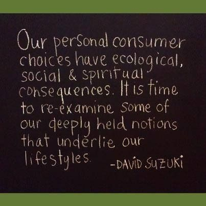 David Suzuki Foundation. Our mission and vision Our mission is to protect the diversity of nature and our quality of life, now and for the future. Our vision is that within a generation, Canadians act on the understanding that we are all interconnected and interdependent with nature.