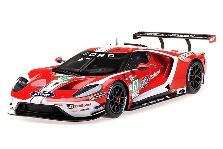 Top Speed Ts0280 Ford Gt Ford Chip Ganassi Team Uk 67 Tincknell
