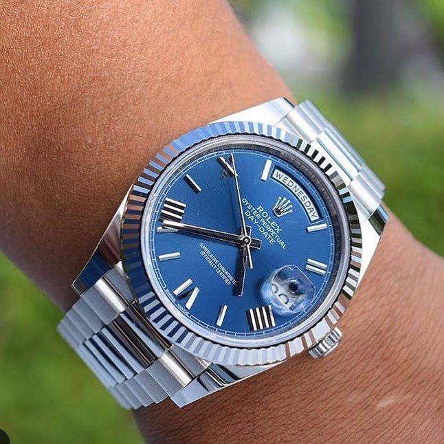 Rolex President Day-Date 40