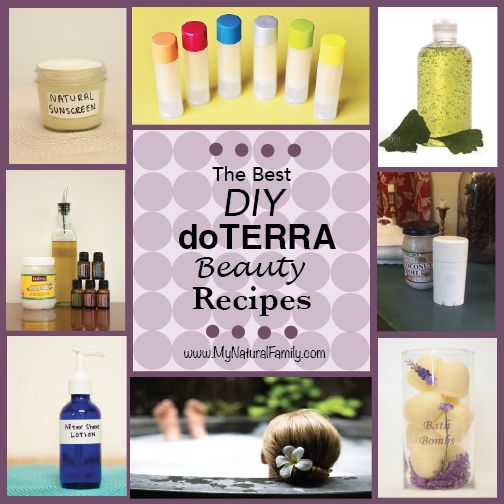 The best doTERRA DIY beauty recipes.  Visit http://www.mydoterra.com/adamking/ to purchase your oils.