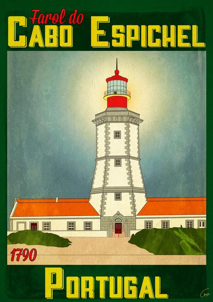 Farol do Cabo Espichel - Portugal