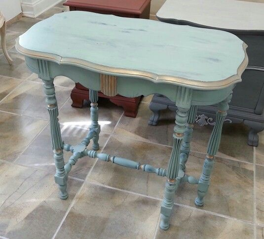 One Of The Most Popular Colors In The Van Gogh Furniture Paint