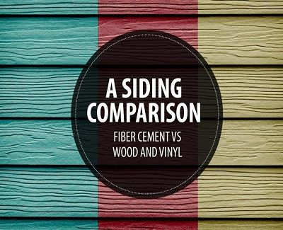 A siding comparison fiber cement vs wood and vinyl http for Wood siding vs hardiplank