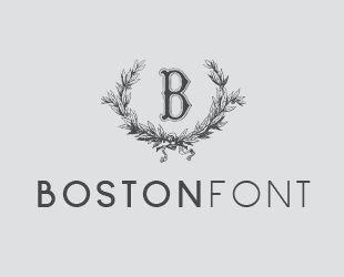 Boston Font