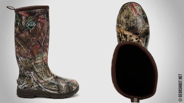 Muck Boots выпустила утеплённые и водонепроницаемые сапоги для охоты - Woody Plus