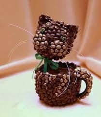 Картинки по запросу топиарий из кофе