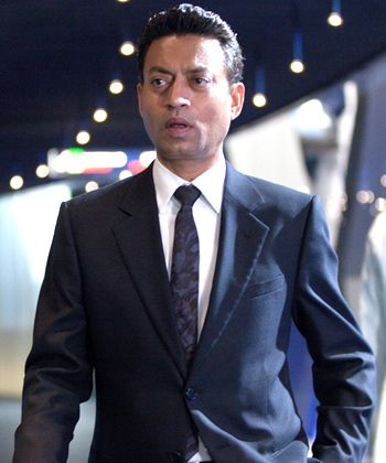 Irrfan Khan speaks about his role in The Amazing Spiderman!