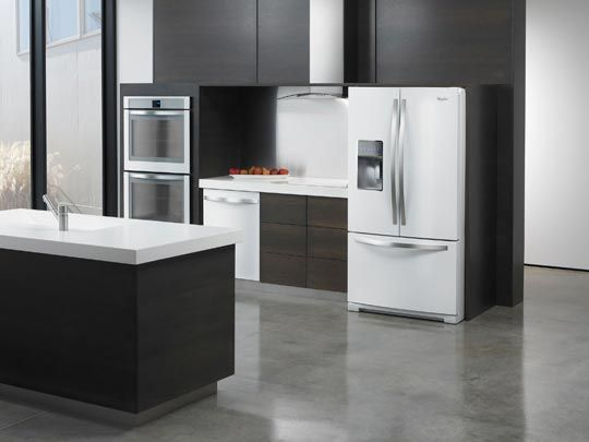 whirlpool.jpgWhite Ice, Ice Collection, Kitchens Ideas, White Appliances, Modern Kitchens, Whirlpool, Steel Appliances, Stainless Steel, White Kitchens