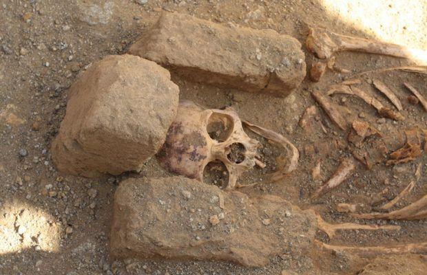 ARKEOFİLİ ///  Sudan'daki Orta Çağ Manastırında Çok Büyük Bir Mezarlık Bulundu