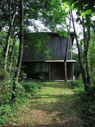 Melody house in Karuizawa 1983|軽井沢 メロディーハウス 吉村順三