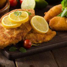 Tupperware - Schnitzel de pollo