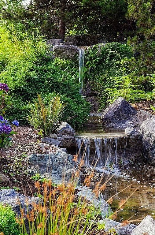 1151 best Water, Falls, Streams images on Pinterest   Pond ideas ...