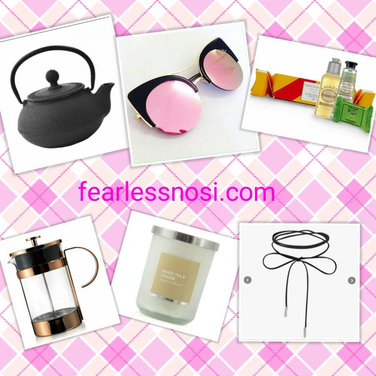 The Ultimate Gift Guide For Her – FearlessNosi