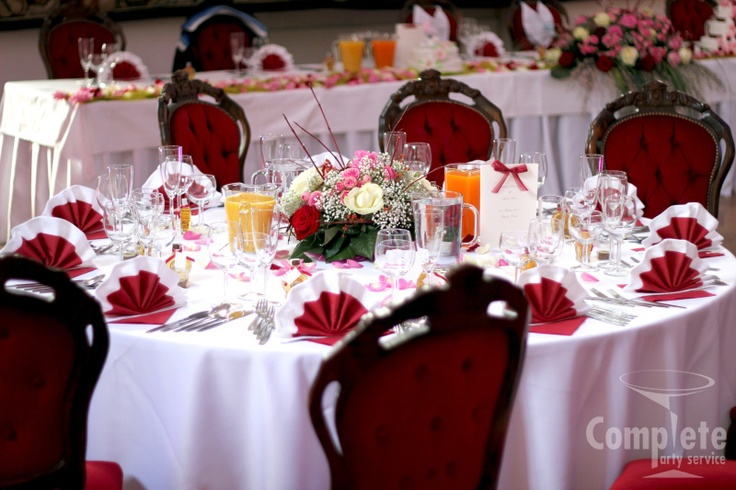 Svadobná hostina v Huňadyho sále bojnického zámku     (foto: Peter Peniaško P3GUE)