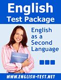 I never dreamed that you could learn English grammar lessons on a forum! English Test.net has forum members on tap 24/7/365!