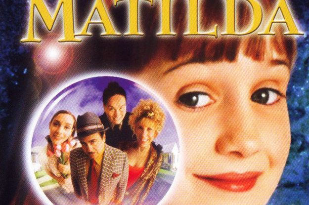 "I got miss honey... YAY!!! Which ""Matilda"" Character Are You"