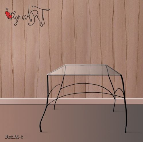 Mejores 54 imágenes de Muebles de forja en Pinterest | Muebles ...
