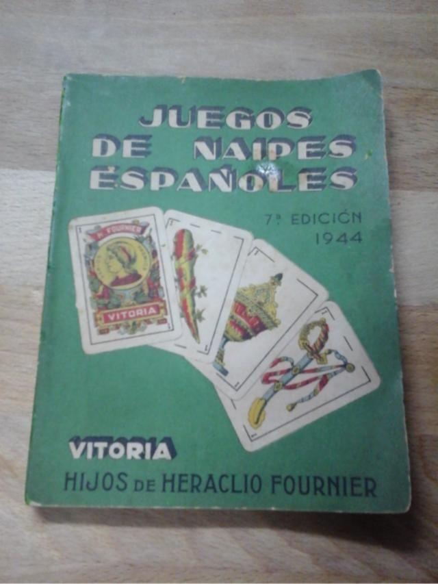 Juegos de naipes españoles - 1944