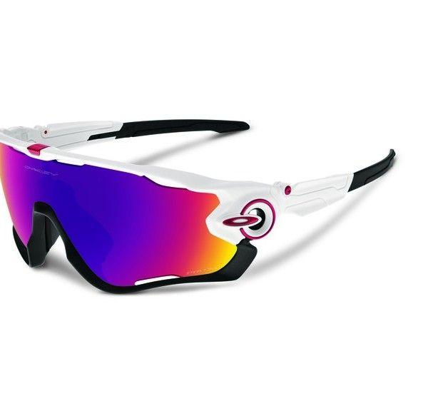 OAKLEY Jawbreaker Polished White Prizm Road Oakley napszemüveg. Színes lencsés Oakley sport napszemüveg, mely különleges kialakításának köszönhetően minden sportágban megbízható társ lehet. Stabil illeszkedés és könnyű, kényelmes viselet jellemzi. Lencséje UV400-as szűrőt tartalmaz, mely megvédi a szemet a káros sugaraktól. OLVASS TOVÁBB!