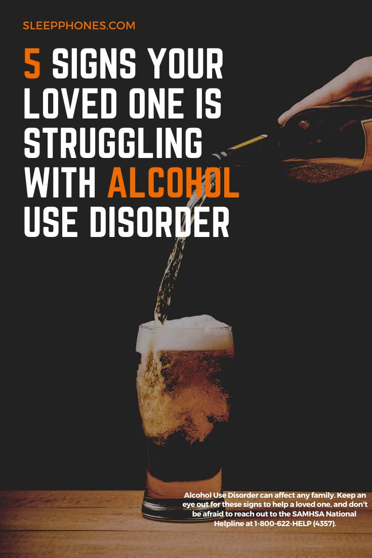 5 Signs Your Loved One Is Struggling With Alcohol Use