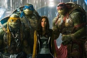 Dise�o de Tortugas Ninja crea controversia