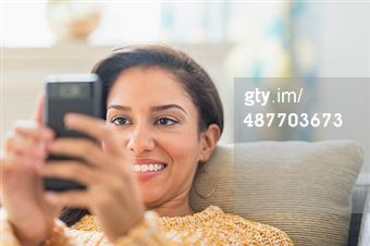 Search - Getty Images : woman relaxing at home