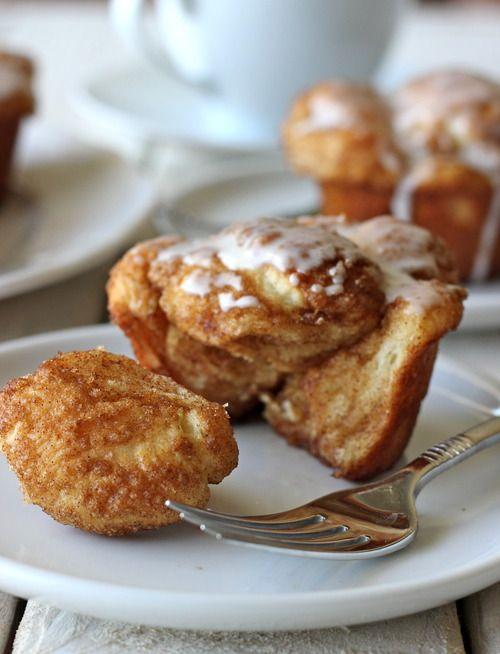 Monkey Bread Cupcake
