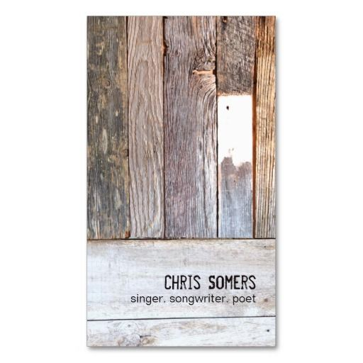 The 19 best rustic and reclaimed wood grain business cards images on vintage country nature rustic weathered wood business card colourmoves