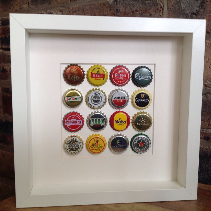38 best Bottle Tops Rock! images on Pinterest | Bottle top, Beer and ...