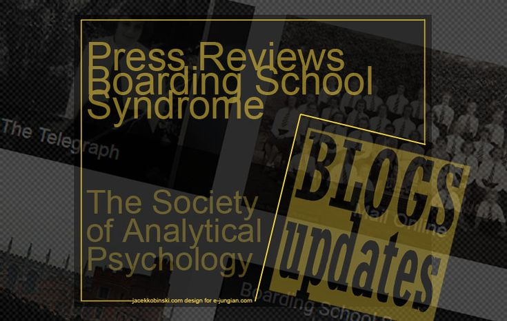 Joy Schavarien's new book – Boarding School Syndrome: The Psychological Trauma of the 'Privileged' Child has received excellent press reviews.