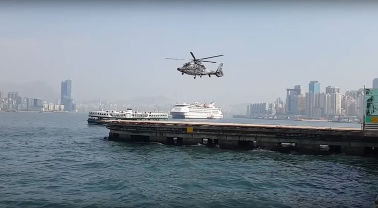 Watch: This Is What Happens When You Sync Your Frame Rate with a Helicopter Rotor