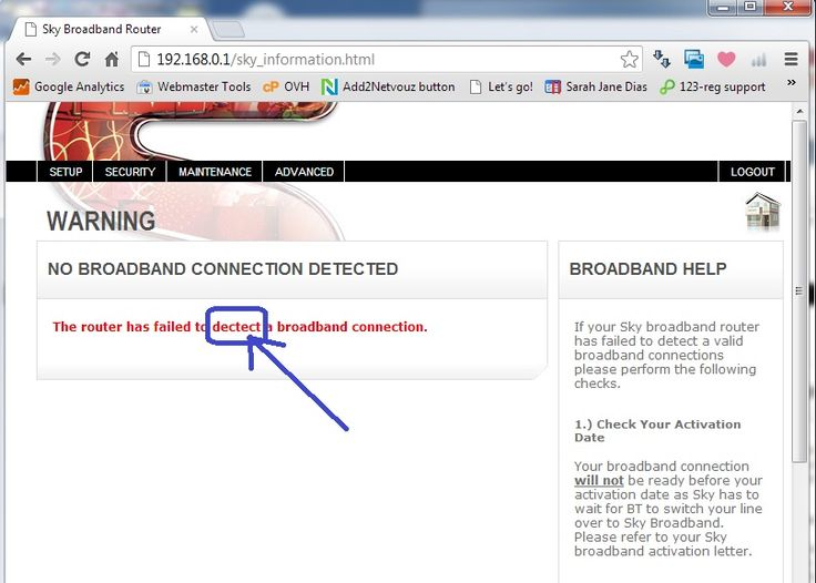 Sky Broadband Problem - Interesting reading. http://www.contacttelephonenumbers.com/how-to-fix-your-sky-broadband-problem/