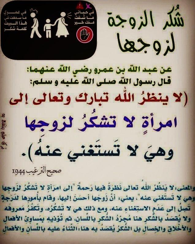 شكر المرأة لزوجها مسائل فقهية تخص المرأة سلاسل البطاقة الدعوية In 2021 Arabic Calligraphy