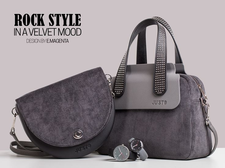 ROCK STYLE IN A VELVET MOOD!