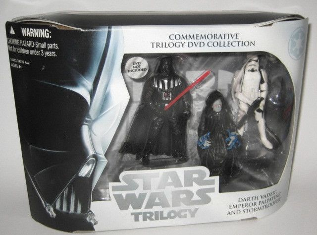 STAR WARS TRILOGY 3 PACK